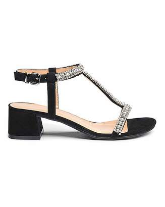 90e463a944d Block Heel Sandals - ShopStyle UK