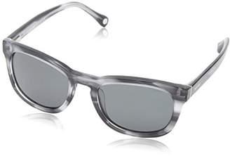 Jack Spade Men's Bryanps Polarized Wayfarer Sunglasses