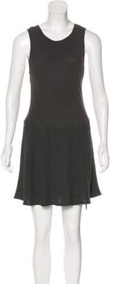 DKNY Silk Mini Dress