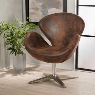 LOFT Home Concepts Petal Swivel Armchair