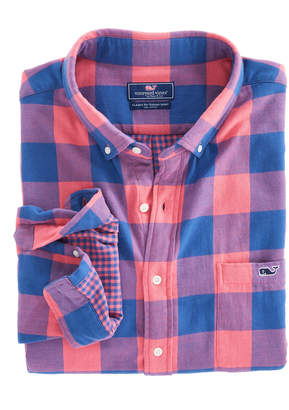 Vineyard Vines Swan Neck Classic Tucker Shirt