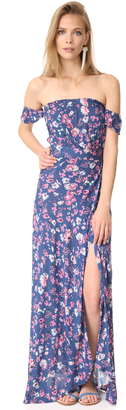 Flynn Skye Bella Maxi Dress $196 thestylecure.com