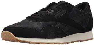 Reebok Men's CL Nylon SG Sneaker