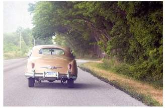 Pottery Barn Classic Road Car by Cindy Taylor