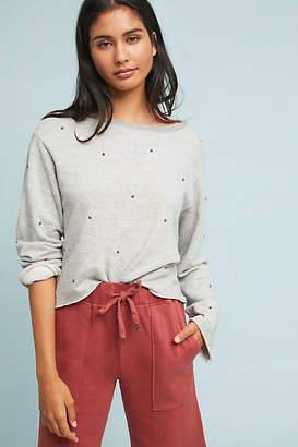 Sundry Studded Sweatshirt