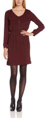 Bel Air Women's H13RUBEN Midi Long sleeve Dress - - (Brand size: 3)