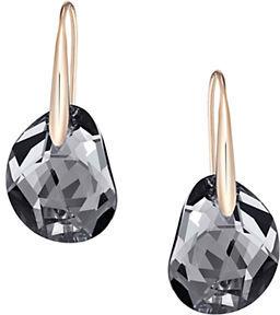 Swarovski Oblong Crystal Drop Earrings $79 thestylecure.com