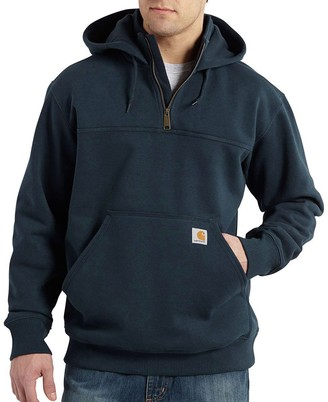 Carhartt Rain Defender Paxton Heavyweight Hooded Zip Mock Sweatshirt - Men's