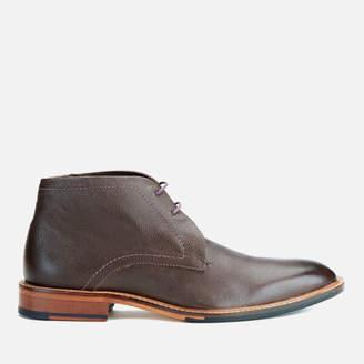 Ted Baker Men's Torsdi4 Leather Desert Boots