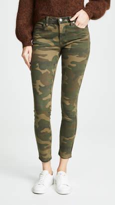 Blank Camo Skinny Jeans