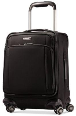 """SamsoniteSamsonite Silhouette XV 19"""" Carry On Spinner Suitcase"""