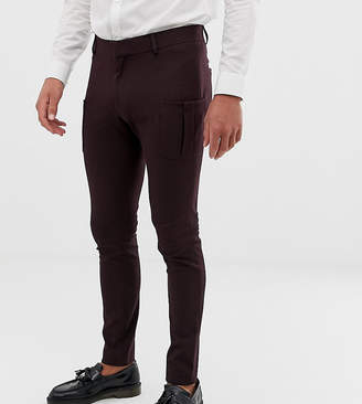 Religion Super Skinny Suit Pant with Patch Pocket