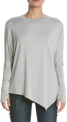Elan International Asym. top wi/ thumbhole