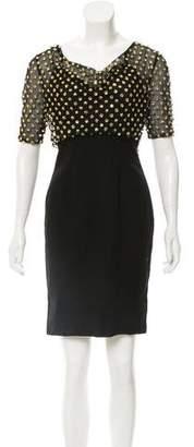 Paul & Joe Embellished Mini Dress w/ Tags