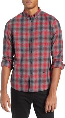 Levi's Standard Plaid Sport Shirt