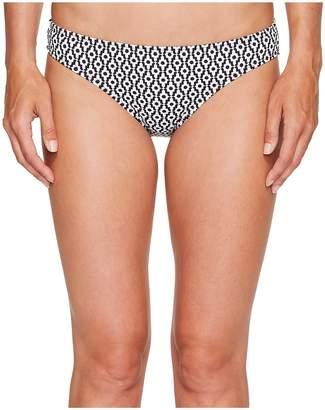 Splendid Astoria Retro Bikini Bottom Women's Swimwear