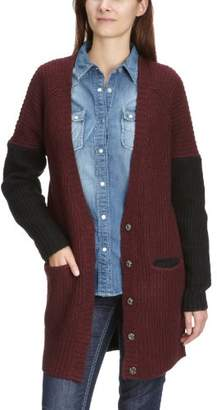 Designers Remix Women's Long - regular Cardigan - - (Brand size: 38)