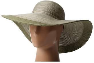 San Diego Hat Company MXL1016 Mixed Braid Large Brim Floppy Traditional Hats