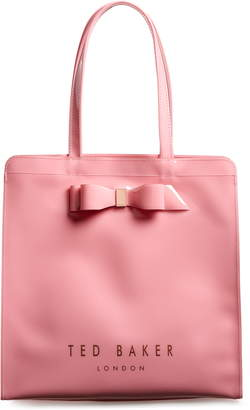 8e699b4174e6 Ted Baker Large Almacon Bow Detail Icon Tote