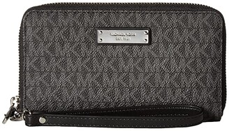 MICHAEL Michael Kors Wristlets Large Flat Multifunction Phone Case