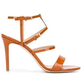 Deimille strappy design sandals