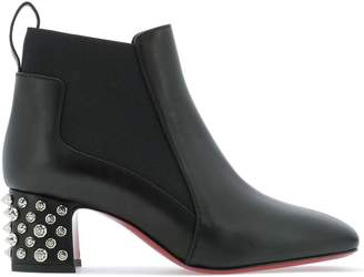 Christian Louboutin Study 55 Heeled Ankle Boots