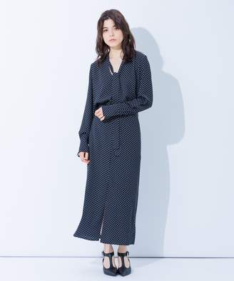 Calvin Klein (カルバン クライン) - Calvin Klein women 【夏のおすすめワンピース】プリンテッドポリ ワンピース(C)FDB