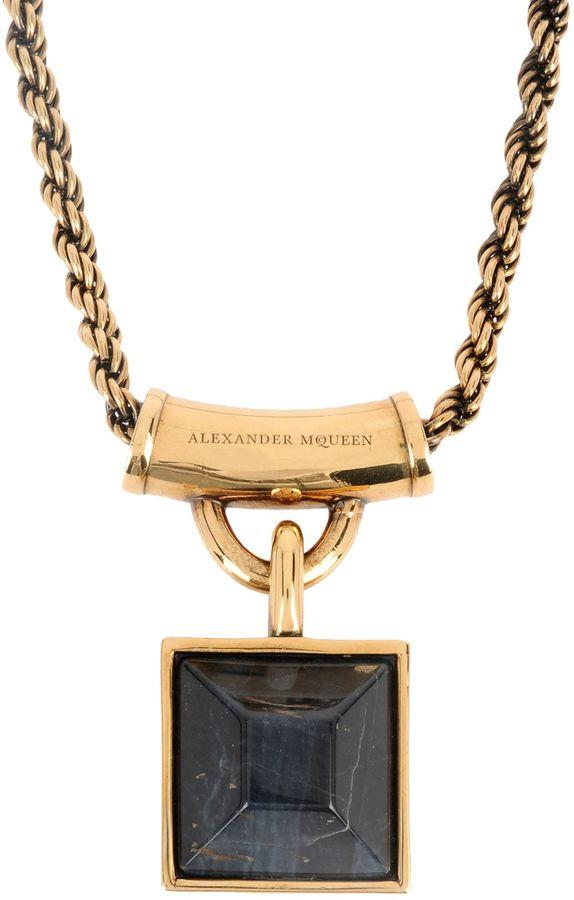 Alexander McQueenALEXANDER MCQUEEN Necklaces