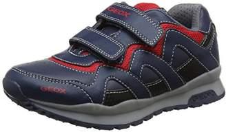 Geox Boys' Pavel 17 Sneaker