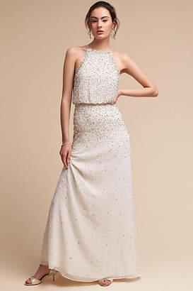Anthropologie Rian Wedding Guest Dress