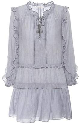 Ulla Johnson Essie ruffled cotton minidress