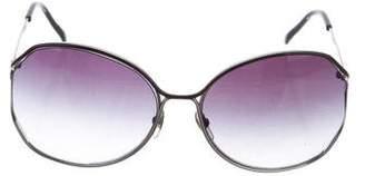 Gucci Gradient Oversize Sunglasses