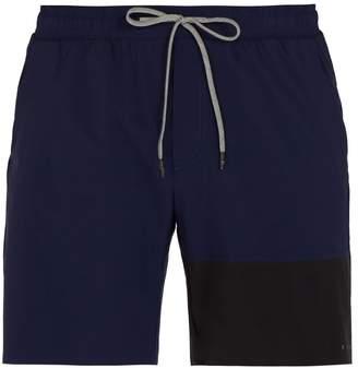 Falke ESS Contrast-panel shorts