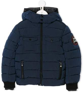 Little Marc Jacobs (リトル マーク ジェイコブス) - Little Marc Jacobs logo padded jacket