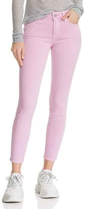 Paige Verdugo Ankle Skinny Jeans in Vintage Light Orchid