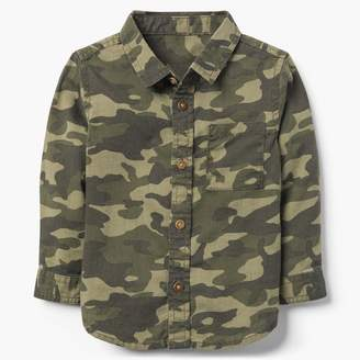 Gymboree Camo Shirt