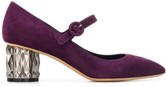 Salvatore Ferragamo mary jane shoes