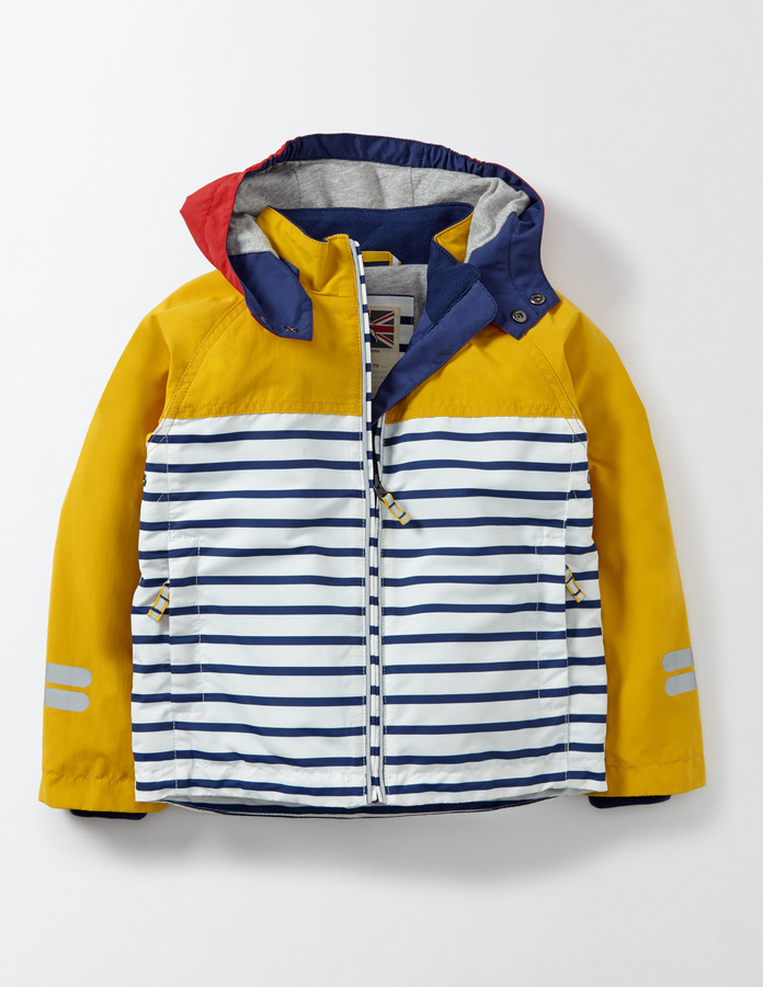 BodenJersey Lined Anorak