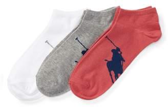 Ralph Lauren Big Pony Sock 3-Pack