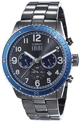 Cerruti (チェルッティ) - CRA104SUBL61MU チェルッティ Volterra メンズ腕時計