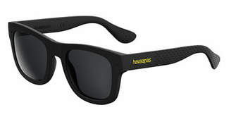 Havaianas Square Monochromatic Sunglasses