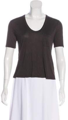 Alexander Wang Jersey Short Sleeve Top w/ Tags