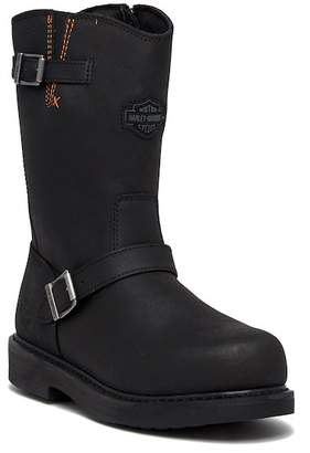 Harley-Davidson Jason Steel Toe Buckle Boot