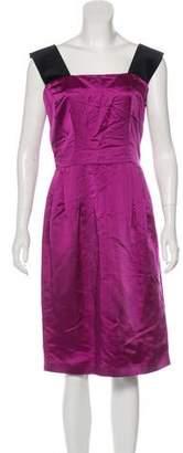 Dolce & Gabbana Sheer Casual Dress
