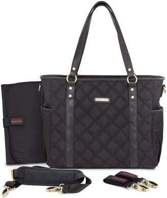 Timi & Leslie Quilted Tote Diaper Bag