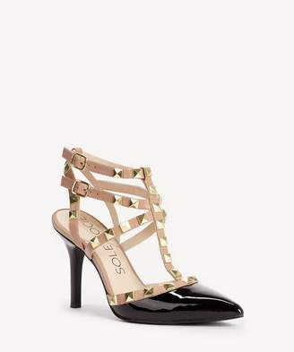 Sole Society Tiia studded t-strap heel