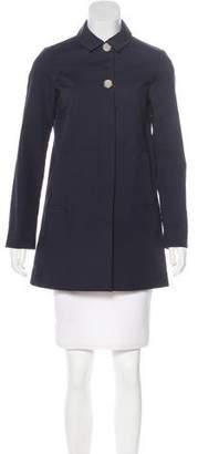 Woolrich Lightweight Short Coat
