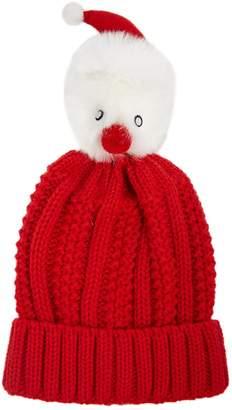 7d4e3f24c9b0e White Pom Pom Hat - ShopStyle Canada