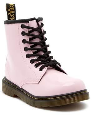 Dr. Martens Delaney Pink Air Wair Boot (Little Kid)