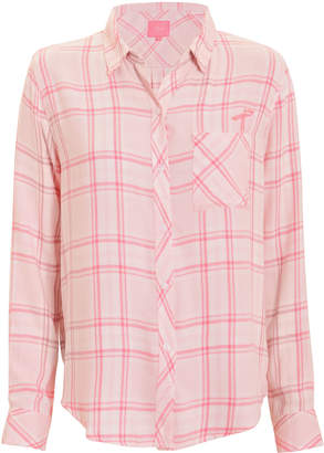Rails Hunter Breast Cancer Awareness Top